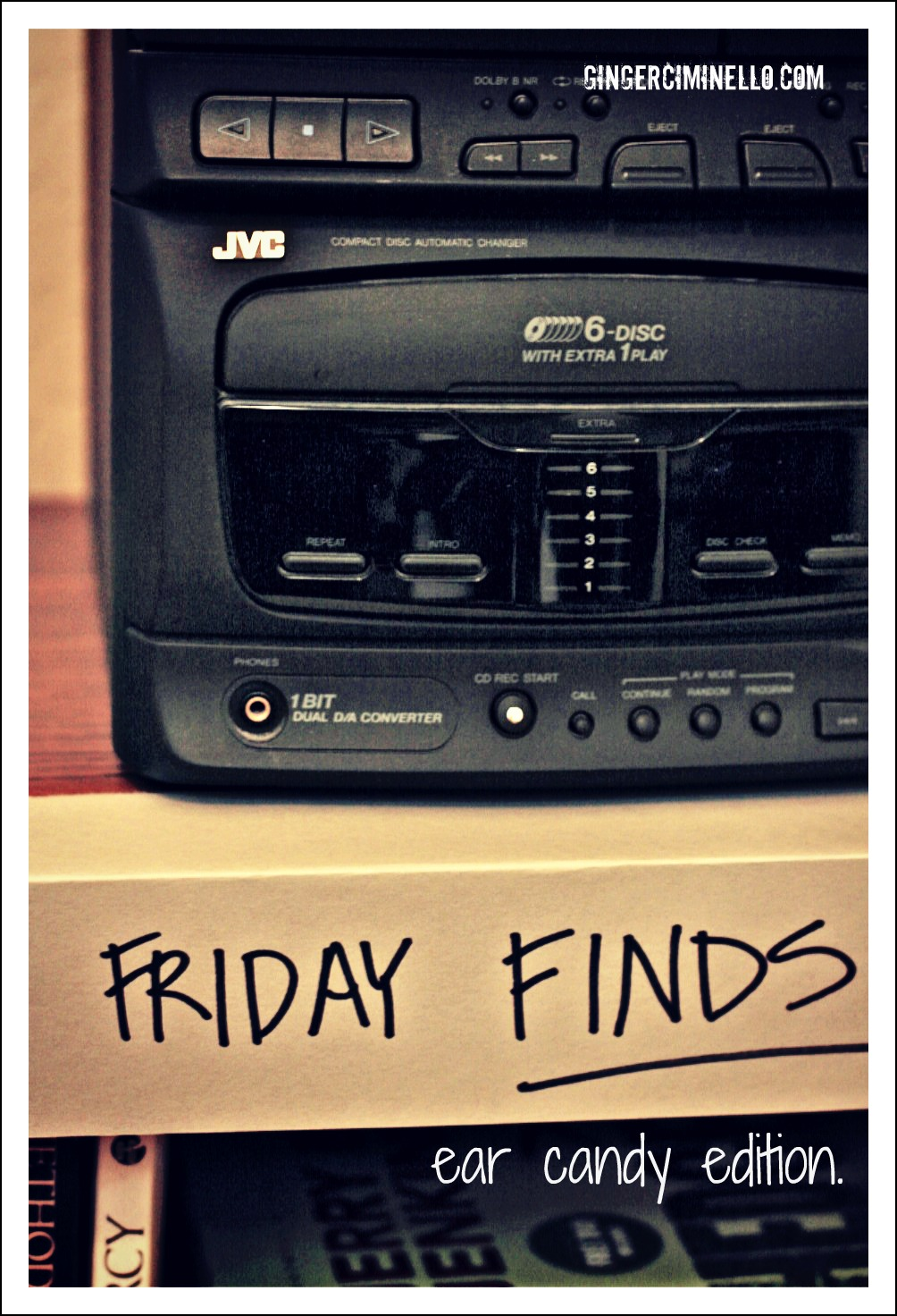Friday Finds: Musical Rest and a GIVEAWAY