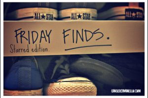 Friday Finds: Starred Posts