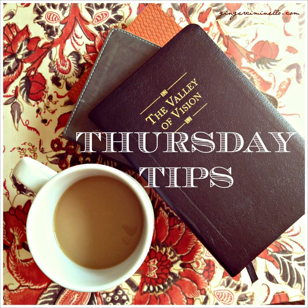 thursday tips