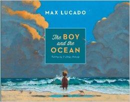 boy and ocean